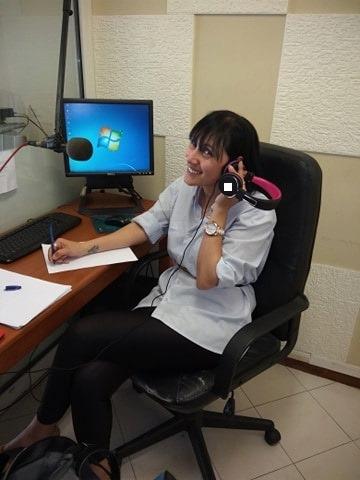 Πρόσωπα της Μαγνησίας. Αναστασία-Αικατερίνη Φύσσα, Δημοσιογράφος