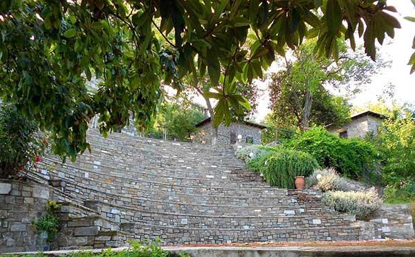 Το άγνωστο σπίτι της Τζένης Καρέζη στο Πήλιο.