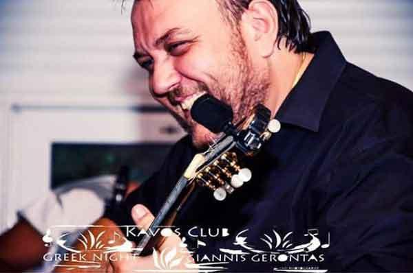 Καλλιτέχνες της Μαγνησίας,Γιάννης Πουλαράκης,Μουσικός Μπουζουξής,Τραγουδιστής