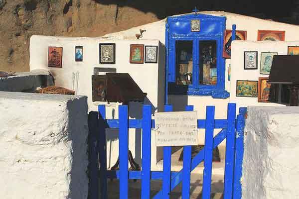 Παναγία η Κακαβιώτισσα: Η πιο όμορφη εκκλησιά του κόσμου βρίσκεται σε ελληνικό νησί