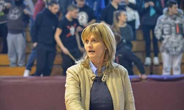 Πρόσωπα της Μαγνησίας. Ιωάννα Ράμμου,Εκπαιδευτικός Φυσικής Αγωγής,προπονήτρια Καλαθοσφαίρισης