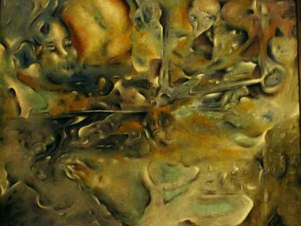 Καλλιτέχνες της Μαγνησίας. Γιούλα Φουντούλη, ζωγράφος