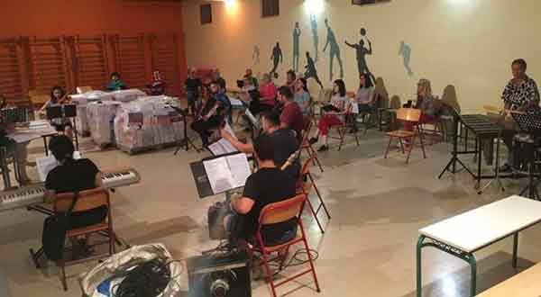 Η συναυλία της Ε.Π.Μ. Κατερίνης στο 49ο Φεστιβάλ Ολύμπου