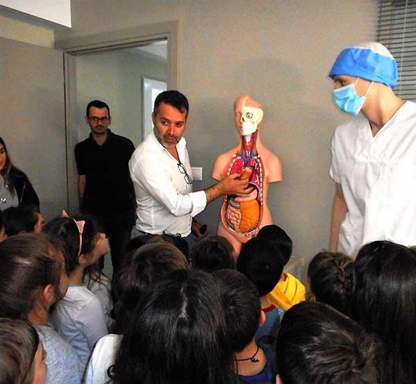 Πρόσωπα της Μαγνησίας. Σωτήρης Ντούμας, Εμπορικός δ/ντης Κλινικής Άνασσα