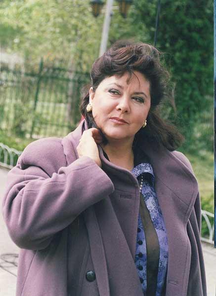 Πρόσωπα της Μαγνησίας. Αμαλία Γκιζά,Ηθοποιός