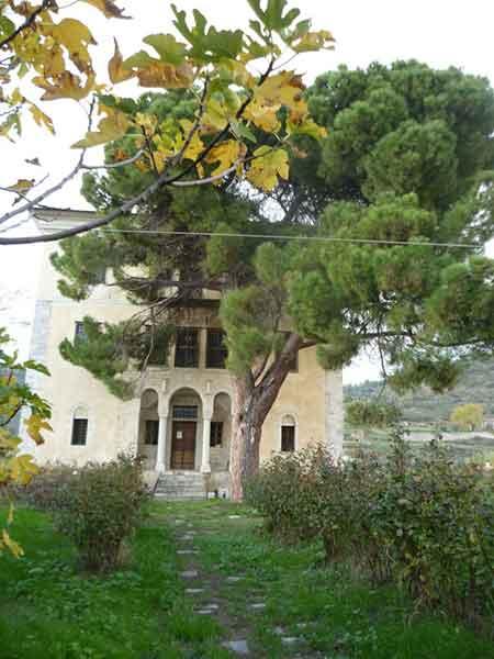 Το αρχοντικό Ι.Χατζηαργύρη στην Άλλη Μεριά και η μεγάλη ιστορία του