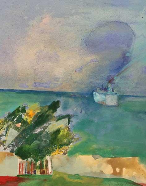 Ομαδική έκθεση με έργα 21 διακεκριμένων ζωγράφων στον Χώρο Τέχνης «δ.»