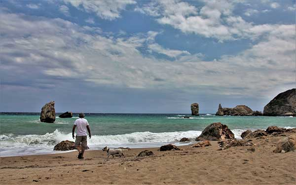 Mια από τις λιγότερο γνωστές παραλίες του Πηλίου που θα ερωτευτείς!