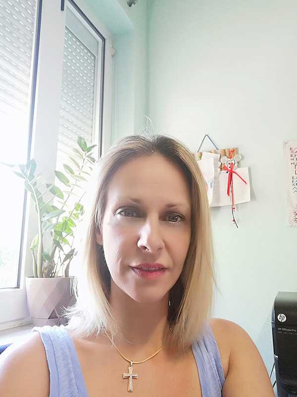 Βασιλική Μακρυγιάννη,Κοινωνική λειτουργός