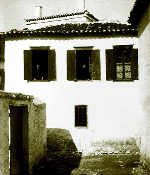 Το σπίτι του Παπαδιαμάντη στη Σκιάθο