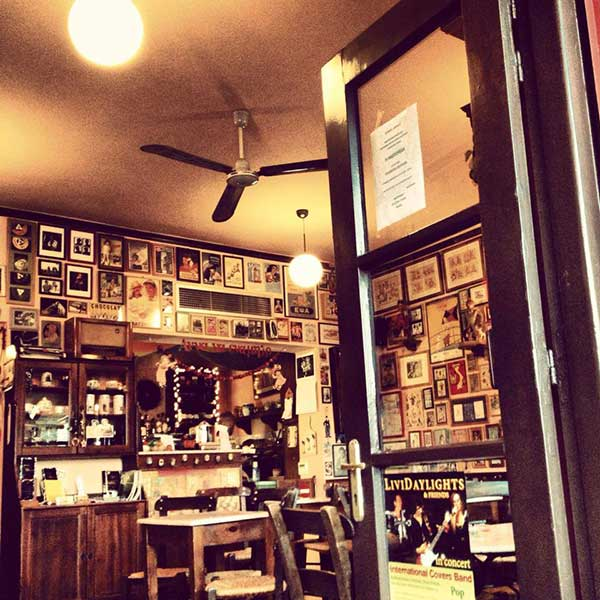 Το νοσταλγικό καφενείο στο Πήλιο