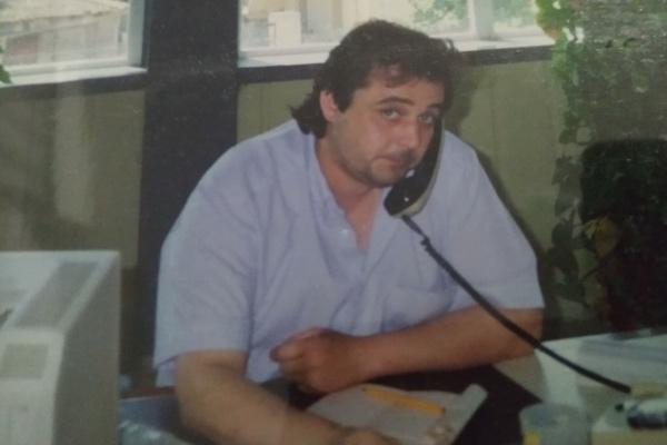 Πρόσωπα της Μαγνησίας. Γιώργος Τσιγκλιφύσης, Δημοσιογράφος