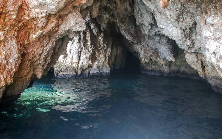 σπηλιά της Θέτιδας και του Πηλέα