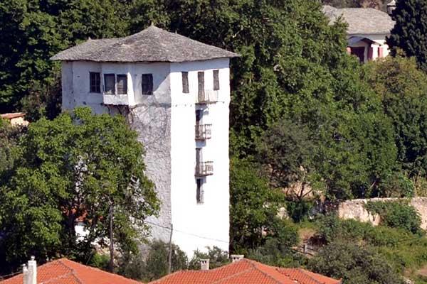Ο Πύργος Κοκοσλή στα Λεχώνια και η ιστορία του