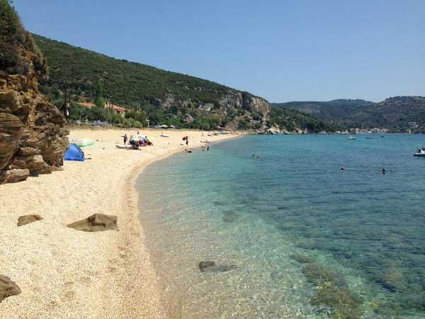 Παραλία Μικρό Πηλίου