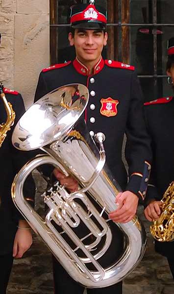 Παναγιώτης Ντιντής. «Σχέση ζωής με την ορχήστρα πνευστών και τα εμβατήρια»