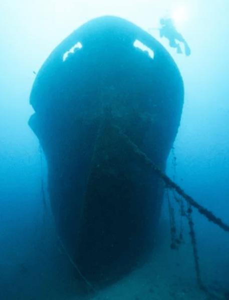 """Το ναυάγιο του φορτηγού πλοίου """"Χριστόφορος"""" στη Σκόπελο και η ιστορία του"""