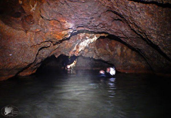 Υπόγειο ποτάμι Νεροσπηλιάς, 'Οθρυς Μαγνησία