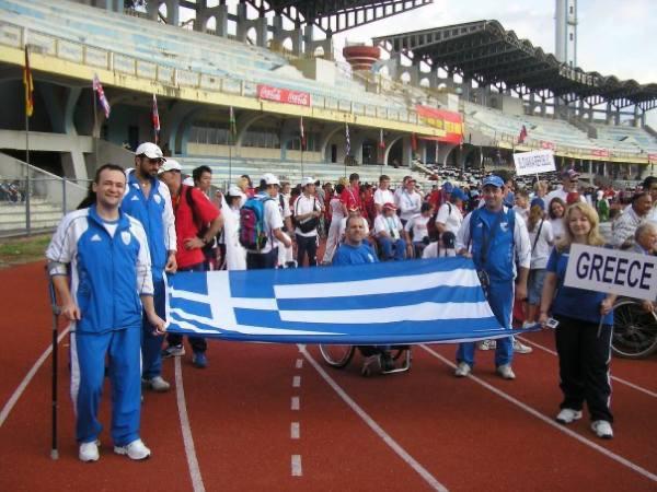 Πρόσωπα της Μαγνησίας. Γιώργος Αλεξάκης, παραολυμπιονίκης,αθλητής Ξιφασκίας με αμαξίδιο