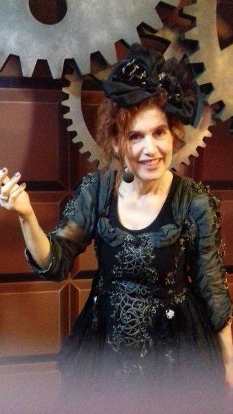 Πρόσωπα της Μαγνησίας. Μαρία Μαργαρίτη-Χαϊντούτη|ηθοποιός, σκηνοθέτις