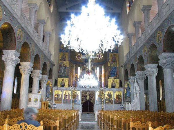 Ο Πανέμορφος Ιερός Ναός του Αγίου Κωνσταντίνου και Ελένης στο Βόλο.Η ιστορία.