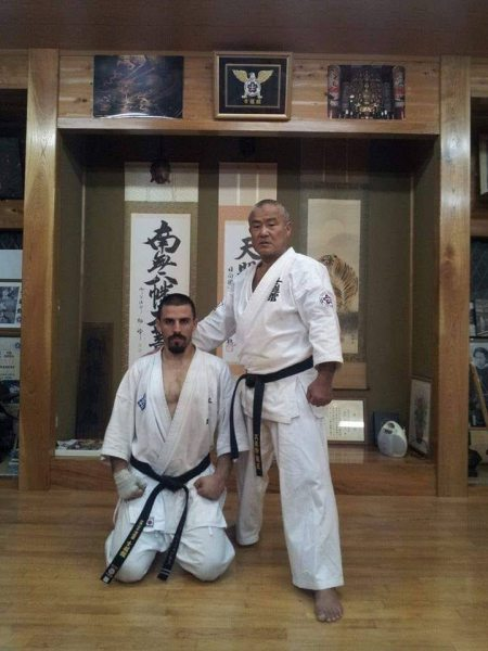 Πρόσωπα της Μαγνησίας. Δημήτριος Κατσούρας-Παγκόσμιος πρωταθλητής shidokan karate