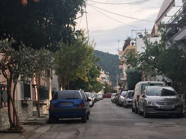 Γνωρίζοντας τους δρόμους της πόλης μας.Οδός Τιτάνων & Οδός Φρίξου