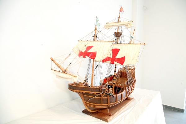 Αντώνης Τζούμας. Ο Βολιώτης που δημιουργεί ιστορικά ξύλινα καράβια
