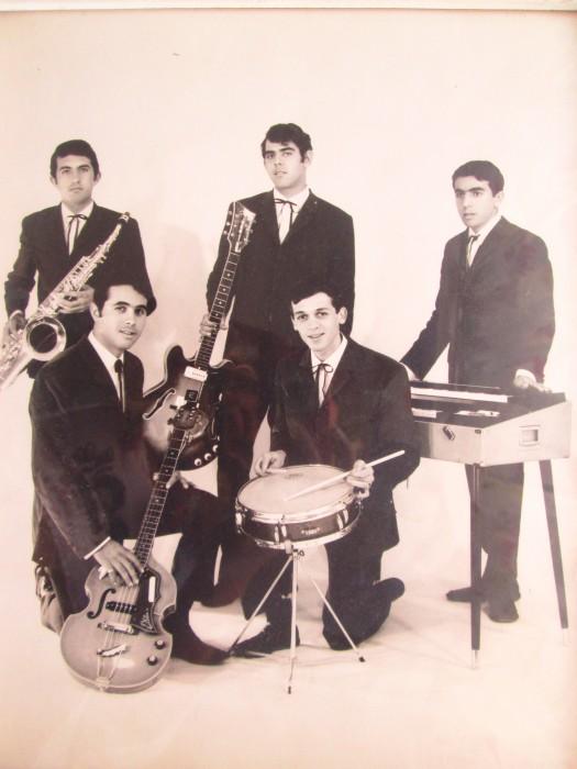 Πρόσωπα της Μαγνησίας.Γιώργος Λυμπεράκης, Μουσικός-Μαέστρος