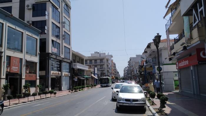 Γνωρίζοντας τους δρόμους της πόλης μας. Οδός Δημητριάδος